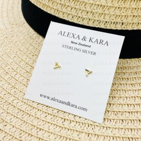 Gold Plated Sterling Silver (S925)
